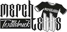 Merchtekks Textildruck-Logo